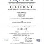 Сертификат IQNet